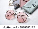eyewear sunglasses photography | Shutterstock . vector #1028101129