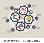 email advertising design....   Shutterstock .eps vector #1028125867