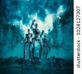 Robots On Patrol   3d...