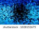 dark blue vector low poly... | Shutterstock .eps vector #1028152675