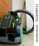 Small photo of A vacuum cleaner. done your homework fester with the vacuum cleaner.