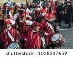 valletta  malta  europe. 02 11... | Shutterstock . vector #1028237659