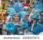 valletta  malta  europe. 02 11... | Shutterstock . vector #1028237671