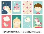 collection of banner  flyer ... | Shutterstock .eps vector #1028249131