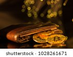 bitcoin gold coins with wallet  ... | Shutterstock . vector #1028261671
