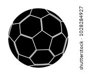 soccer ball  icon | Shutterstock .eps vector #1028284927