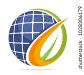logo icon for business... | Shutterstock .eps vector #1028306179