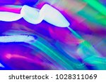 abstract mystical and fantastic ... | Shutterstock . vector #1028311069