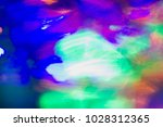 abstract mystical and fantastic ... | Shutterstock . vector #1028312365