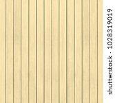 yellow ligth wood wall plank... | Shutterstock . vector #1028319019