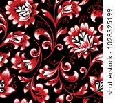 floral seamless pattern. flower ...   Shutterstock .eps vector #1028325199