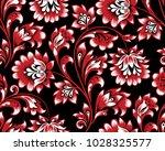 floral seamless pattern. flower ...   Shutterstock .eps vector #1028325577