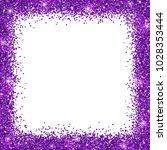 purple glitter background ...   Shutterstock .eps vector #1028353444
