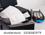 point of sale system for... | Shutterstock . vector #1028382979