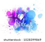 watercolor imitation splash... | Shutterstock .eps vector #1028399869