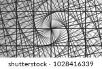 illusion of black and white... | Shutterstock . vector #1028416339