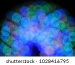 abstract blurry bokeh... | Shutterstock . vector #1028416795