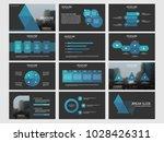 blue triangle bundle...   Shutterstock .eps vector #1028426311