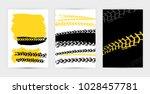 vector automotive posters... | Shutterstock .eps vector #1028457781