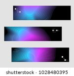 minimal cover banner template.... | Shutterstock .eps vector #1028480395