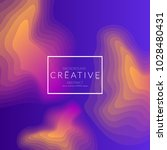 minimal cover banner template.... | Shutterstock .eps vector #1028480431