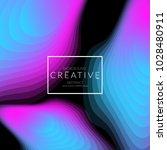 minimal cover banner template.... | Shutterstock .eps vector #1028480911