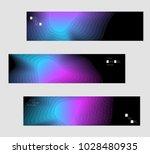 minimal cover banner template.... | Shutterstock .eps vector #1028480935