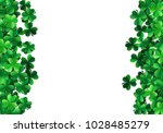 saint patricks day background... | Shutterstock .eps vector #1028485279