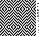 seamless pattern with striped... | Shutterstock .eps vector #1028511514