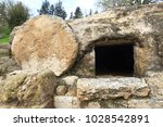 A Tomb Near Nazareth  Israel...