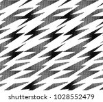 abstract seamless monochrome... | Shutterstock .eps vector #1028552479