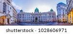 vienna  austria   january 17 ... | Shutterstock . vector #1028606971