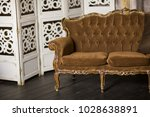 furniture in the interior | Shutterstock . vector #1028638891