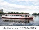 hamburg  germany   september 07 ...   Shutterstock . vector #1028665315