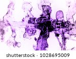 Ultra Violet Fractal Abstract...