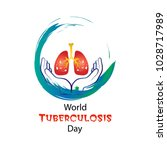 World Tuberculosis Day Concept...