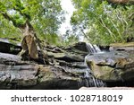Natural Cascades Surrounded By...