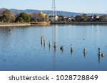 winter's kadoike park   Shutterstock . vector #1028728849