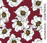 pretty floral vector design for ... | Shutterstock .eps vector #1028750341