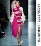 new york  ny   february 11 ... | Shutterstock . vector #1028753089