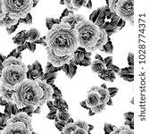 abstract elegance seamless... | Shutterstock . vector #1028774371
