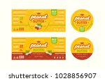 set of templates label for...   Shutterstock .eps vector #1028856907