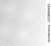 abstract monochrome polka dots... | Shutterstock . vector #1028884681