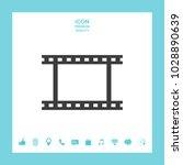 camera roll  photographic film  ...   Shutterstock .eps vector #1028890639