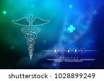 2d illustration health care and ... | Shutterstock . vector #1028899249