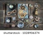 Exploration And Nautical Theme...