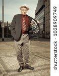 older dealer of narcotics...   Shutterstock . vector #1028909749
