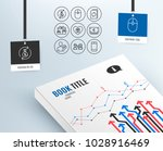 set of identity confirmed ... | Shutterstock .eps vector #1028916469