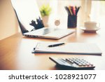contract for the sale of a new... | Shutterstock . vector #1028921077