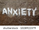 sugar is arranged to form word...   Shutterstock . vector #1028922379